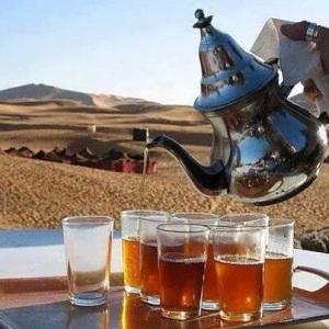 Tè nel deserto