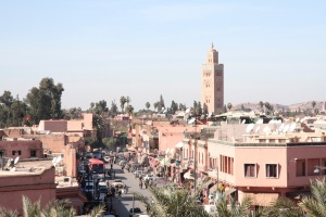 I tetti di Marrakech